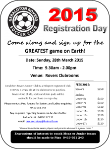2015 Registration Day